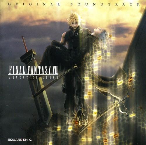 Final Fantasy VII: Advent Children (Original Soundtrack) (CD)