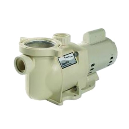 Pentair 340044 2HP 230V 2-Speed SuperFlo High Performance Energy Efficient