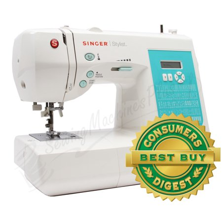 Singer Stylist 40 Sewing Machine 40Stitch Consumer Digest Amazing Best Place To Buy Sewing Machine