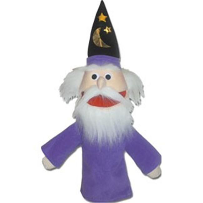 Get Ready 473C wizard puppet- 18 inch