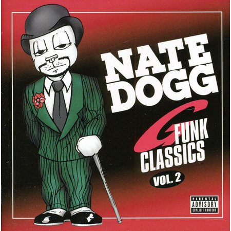 Nate Dogg G Funk Classics, Vol. 2 (CD) (explicit)