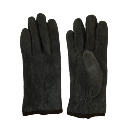 Fownes Womens Dark Brown Suede Leather Driving Gloves Acrylic Lined XL Dark Brown Italian Leather Gloves