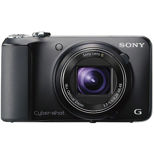 Sony ELECTRONICS DSCHX10VB Digital Camera 16X Optical Zoo...
