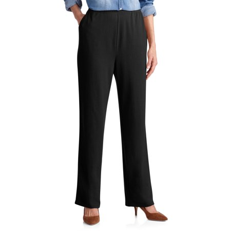 White Stag Women's Knit Pull-On Pant available in Regular and Petite