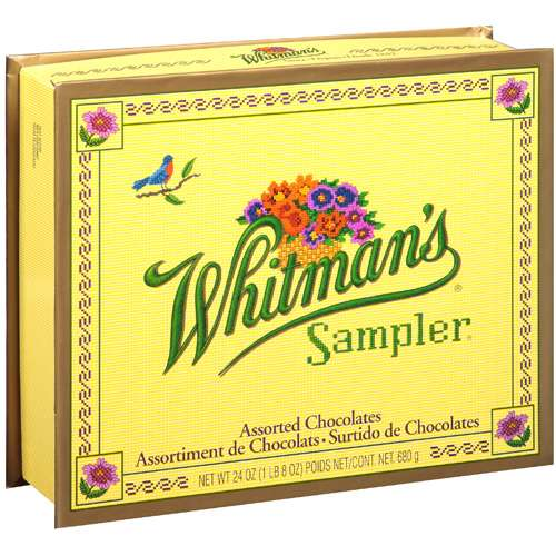 Whitman's Sampler, 24 Oz