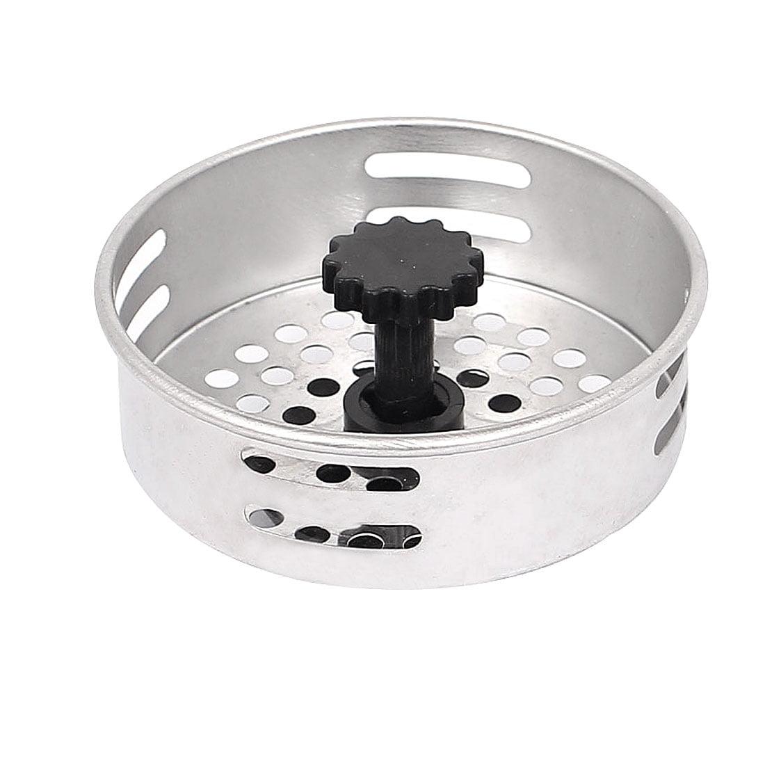 80mm Dia Kitchen Bathroom Mesh Hole Plug Filter Sink Strainer - image 1 de 1