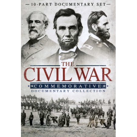 Civil War Collection - Civil War: Commemorative Documentary Collection (DVD)