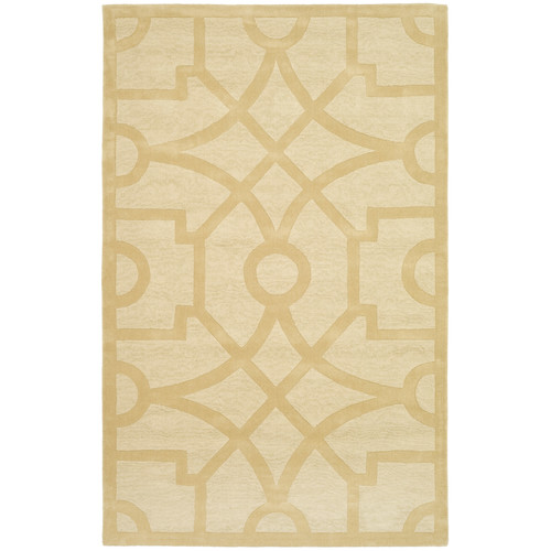 Safavieh Martha Stewart Fretwork Gravel Indoor/Outdoor Area Rug