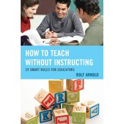 How to Teach without Instructing - eBook