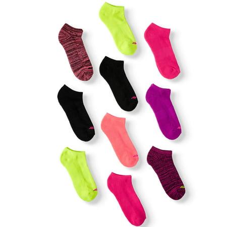 Ladies Performance Sock, 10 Pack