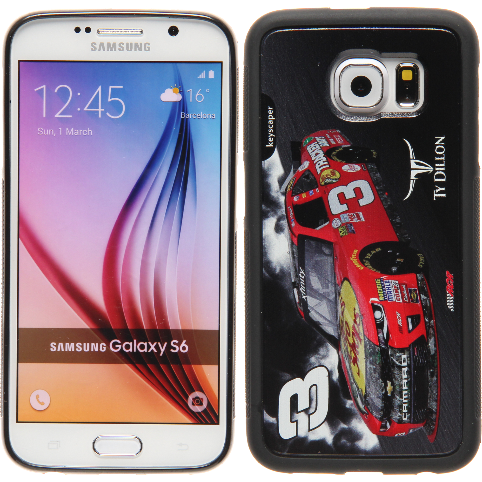 Ty Dillon 3 Bass Pro Shops Samsung Galaxy S6 Bumper Case by Keyscaper