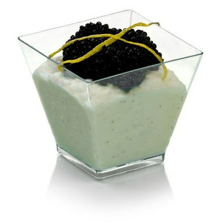 Vandue Corporation OnDisplay Kubo Disposable Dessert Cup