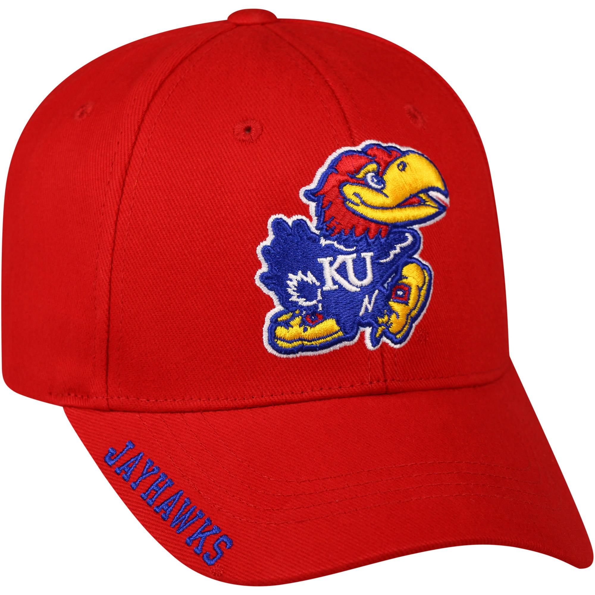 NCAA Men's Kansas Jayhawks Kansas Cap