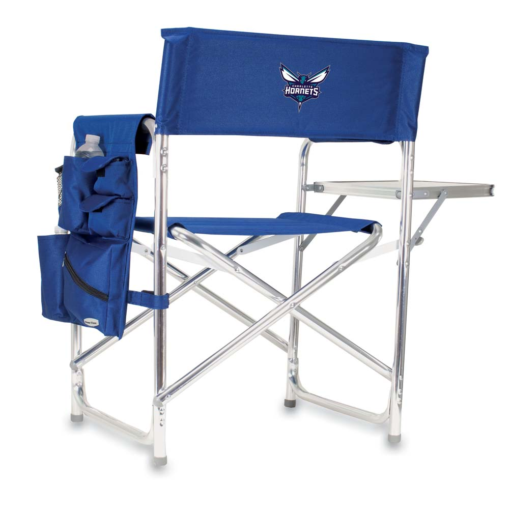 Charlotte Hornets Sports Chair (Navy)
