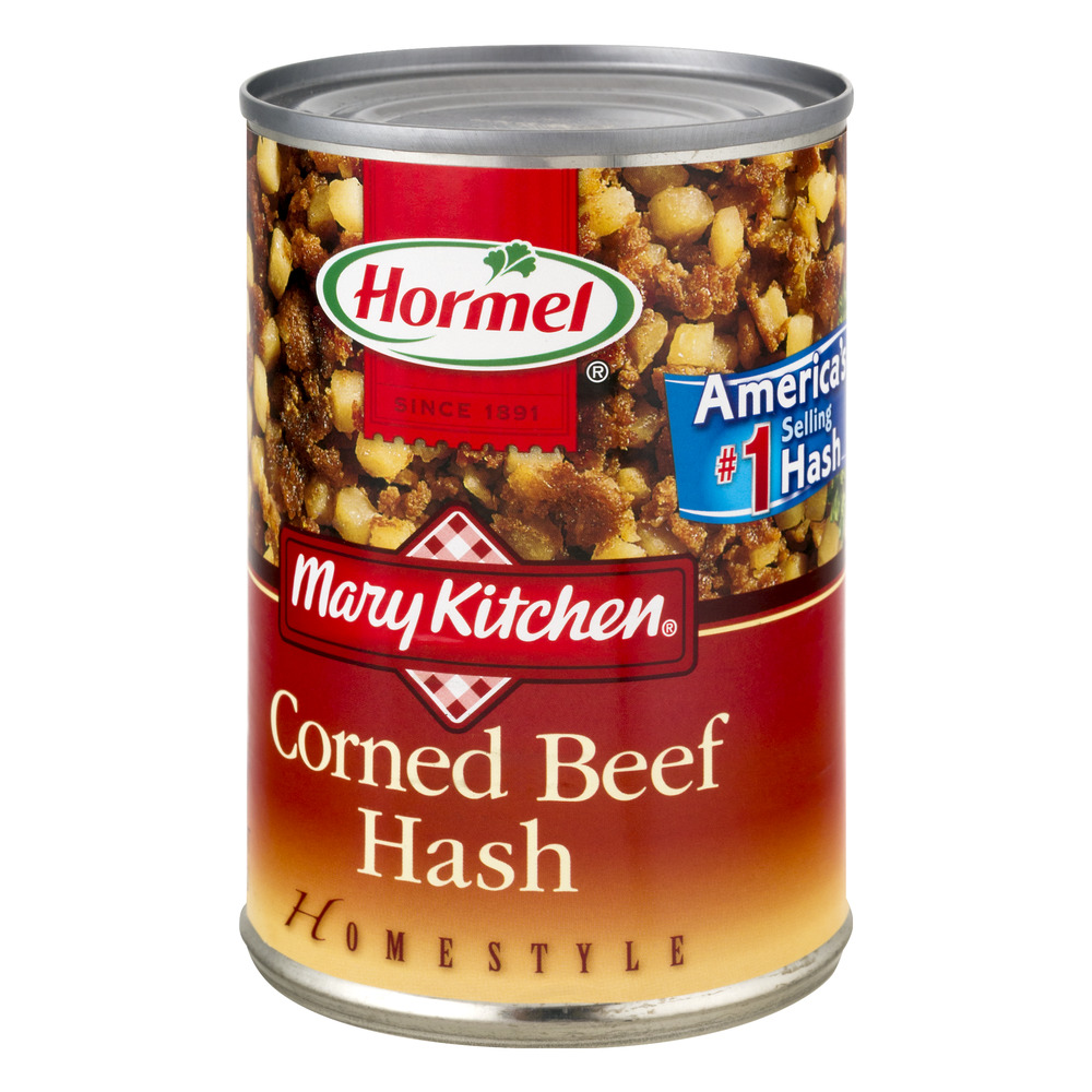 mary kitchen homestyle corned beef hash 15 oz can - walmart