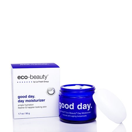 Botanical Skin Brightener (Eco Beauty Good Day Day Moisturizer With Natural Anti Aging Botanicals, 1.7 Oz )