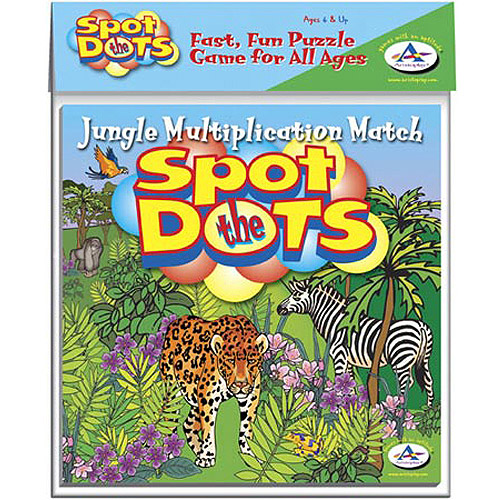 Talicor Spot the Dots Multiplication Game