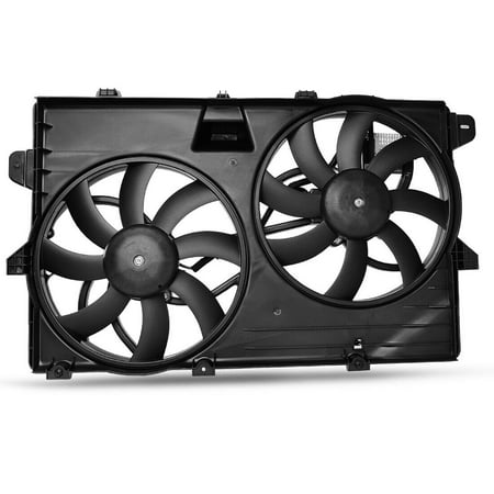 Dual Radiator Condenser Thermo Fan Assembly for Ford Edge Lincoln MKX FO3115177