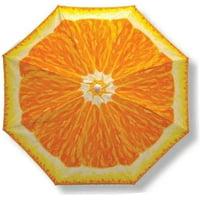 PMU Fruity Beach Umbrella, 160 Gram (Orange)