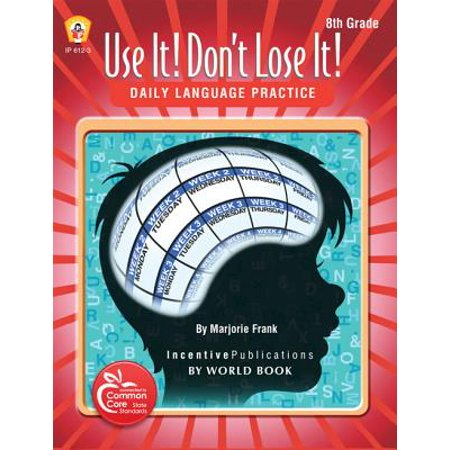 Language Daily Skills Practice, 8th Grade (8th Grade Graduation Gift Ideas For Daughter)