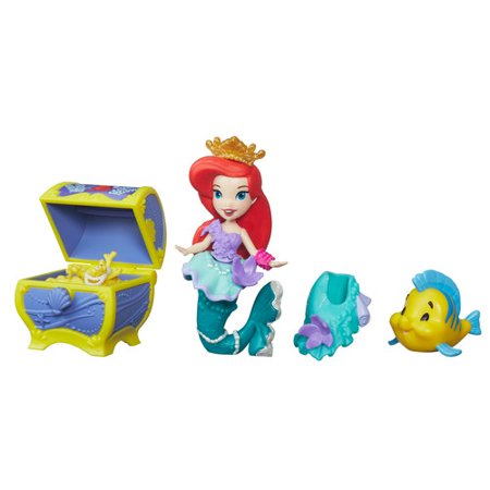 Disney Princess Little Kingdom Ariel's Treasure Chest (Disney Magic Kingdom Halloween Tickets)