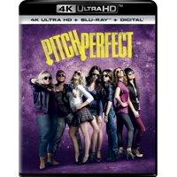 Pitch Perfect (4K Ultra HD + Blu-ray)