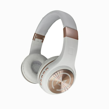 Morpheus 360 Stereo Headphones HP5500 Series, White/Rose Gold Pearstone Gold Series