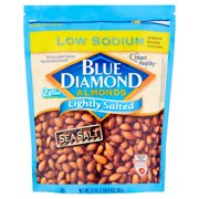 Blue Diamond Lightly Salted Almonds 25 oz