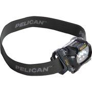 Pelican 027400-0101-110 66-Lumen 2740 LED Adjustable Headlight, Black