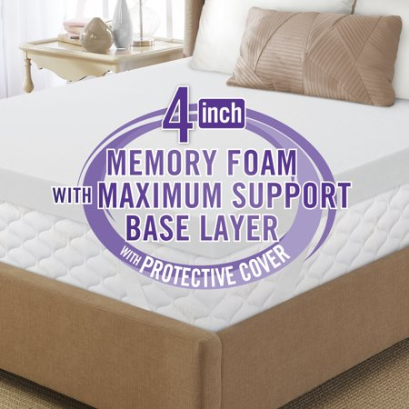 Dream Serenity 4 Quot True Support Mattress Topper Best Mattress Pads Amp Protectors