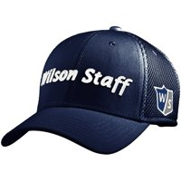 96516d7d08a Product Image Wilson Staff 2016 Tour Mesh Cap (Adjustable) Golf Hat NEW