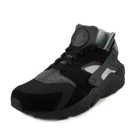 Nike Mens Air Huarache Run SE Black/Wolf Grey 852628-001