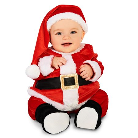 Jolly Belly Infant Santa Suit - Infant Santa Suit