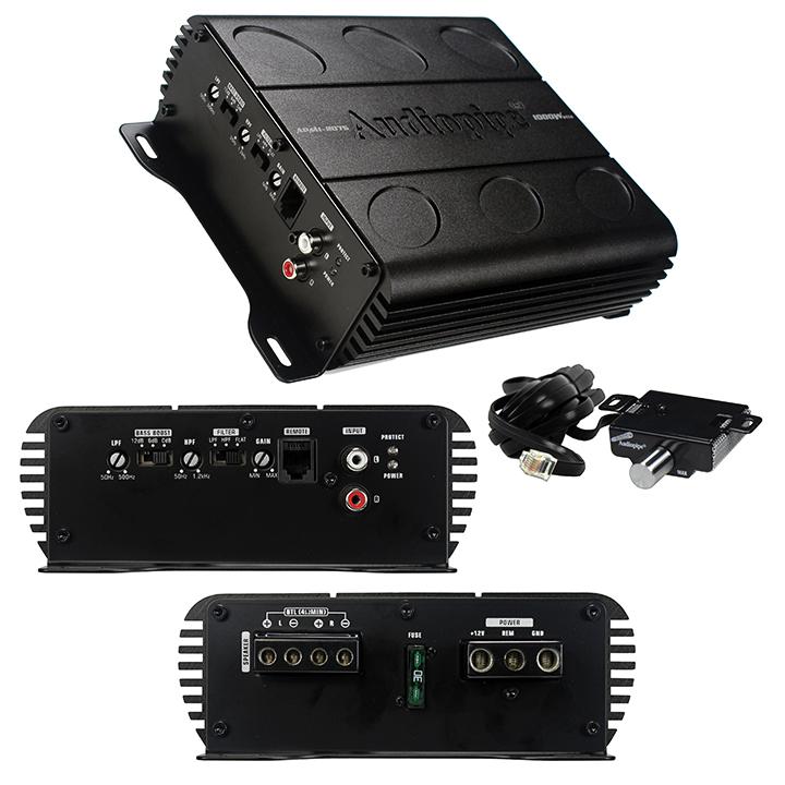 Audiopipe 1000W mini Design 2CH Mosfet Amplifier
