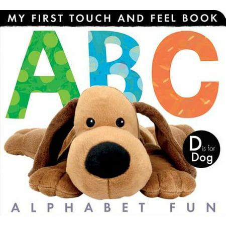 ABC Alphabet Fun (Board Book) - Fun Halloween Touch And Feel