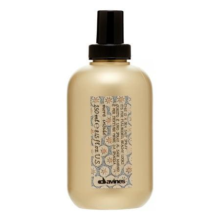 Davines This Is A Sea Salt Hair Spray, 8.45 Oz (Best Sea Salt Spray For Straight Hair)
