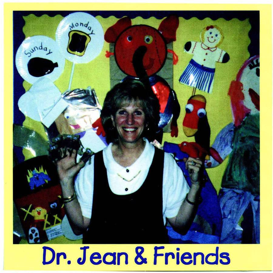 Melody House Dr Jean and Friends CD