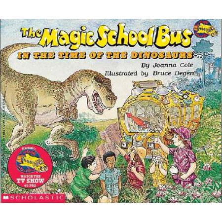 Magic School Bus Collection - The Magic School Bus in the Time of the Dinosaurs