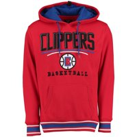 LA Clippers UNK MVP 2.0 Pullover Fleece Hoodie - Red