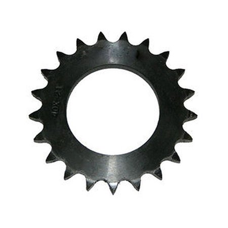 Double Sprocket (DOUBLE HH MFG 86020 V20T #35 Chain Sprocket)