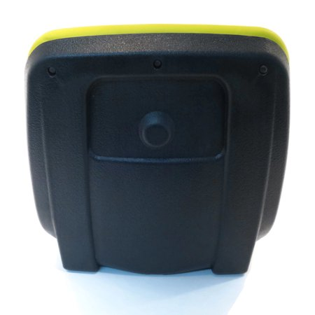 (2) Yellow HIGH BACK SEAT w/ Pivot Rod Bracket John Deere Gator CS CX Utility by The ROP Shop