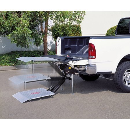 Larin Heavy Duty 12V DC Motorized Hitch Lift