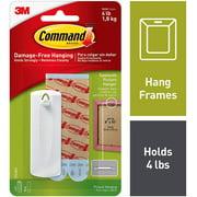 Command Sawtooth Hanger, 1 hanger, 2 strips (17040ES)