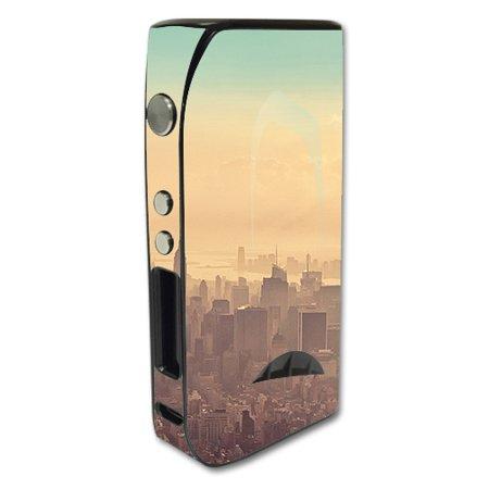 Skin Decal For Pioneer 4 You Ipv5 200W Vape Mod Box / New York
