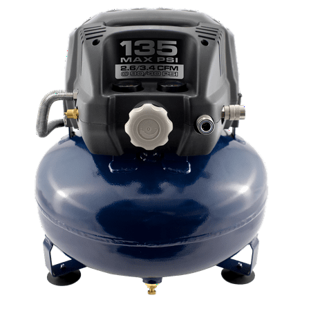 Campbell Hausfeld 6 Gallon Oil Free Air Compressor