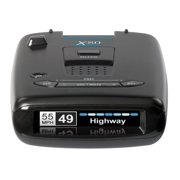 Best Radar Detectors - ESCORT X80 Connected Laser & Radar Detector w/ Review