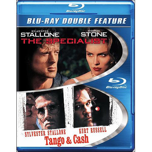 Specialist / Tango And Cash (Blu-ray) (Widescreen)