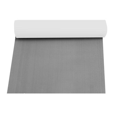 "47""x94""/240x120cm 6MM Grey Flooring Synthetic Teak Sheet EVA Foam Boat Yacht Decking - image 1 de 8"