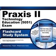 Praxis II Technology Education (0050) Exam Flashcard Study System: Praxis II Test Practice Questions & Review for the Praxis Ii: Subject Assessments