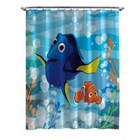 Finding Dory Lagoon Shower Curtain